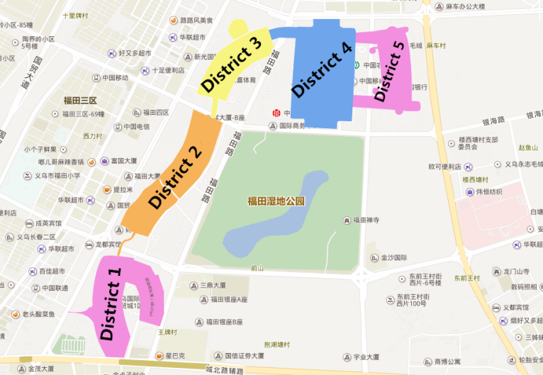 Yiwu Market Overview