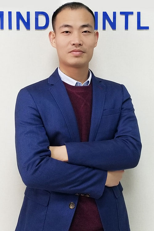 Our Team Mike Guo Founder Minden Product Sourcing Agent China
