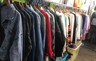Yiwu Night Market Clothes