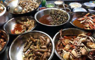 Yiwu Night Market Food 5