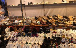 Yiwu Night Market Shoes