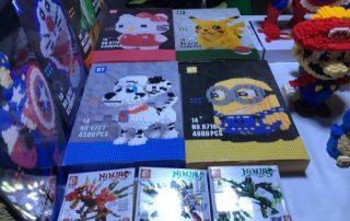 Yiwu Night Market Toys
