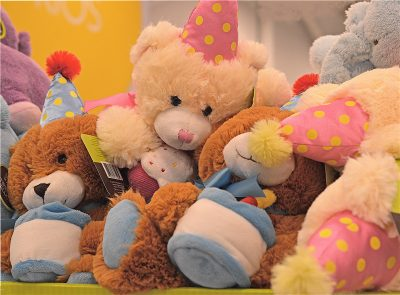 Yangzhou Stuffed Bear Toy for Children