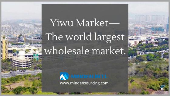Yiwu Market The largest wholesale Market
