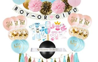 MindenSourcing Party Products Decoration Set 1 (42)