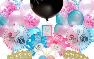 MindenSourcing Party Products Decoration Set 1 (8)